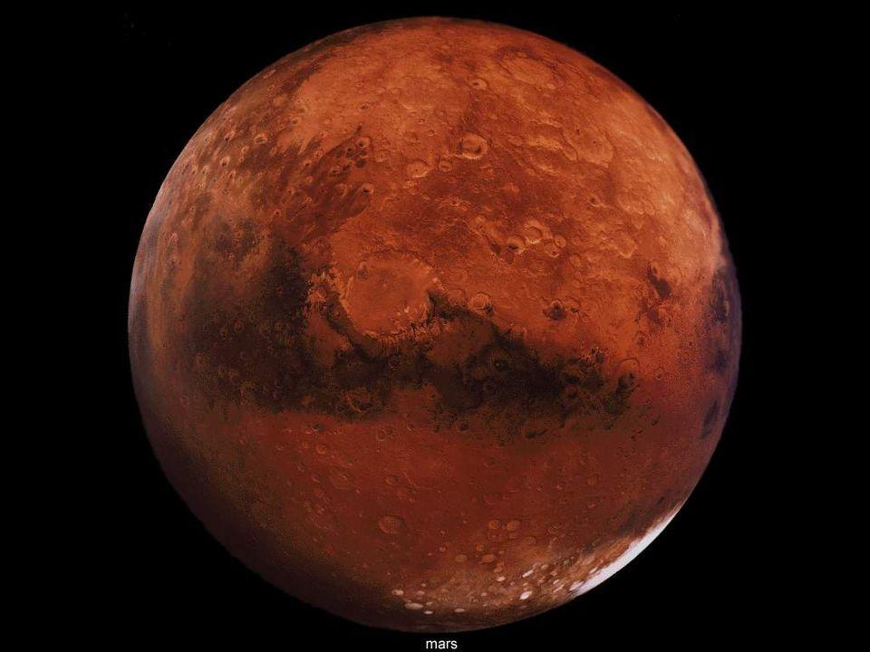 kızıl gezegen mars ve gizemler