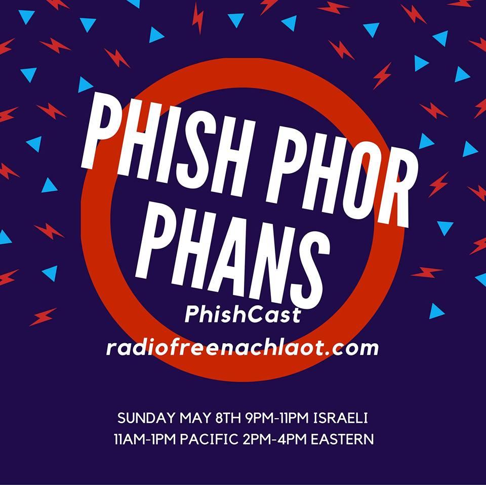 Phish Phor Phans Phishcast