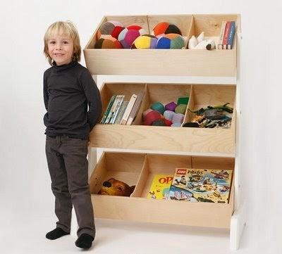 toy storage design model