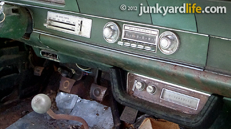 Oldsmobile Car Radio Faceplate For Bing Images