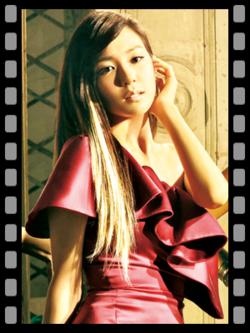 Tiffany Japan Repackage Album