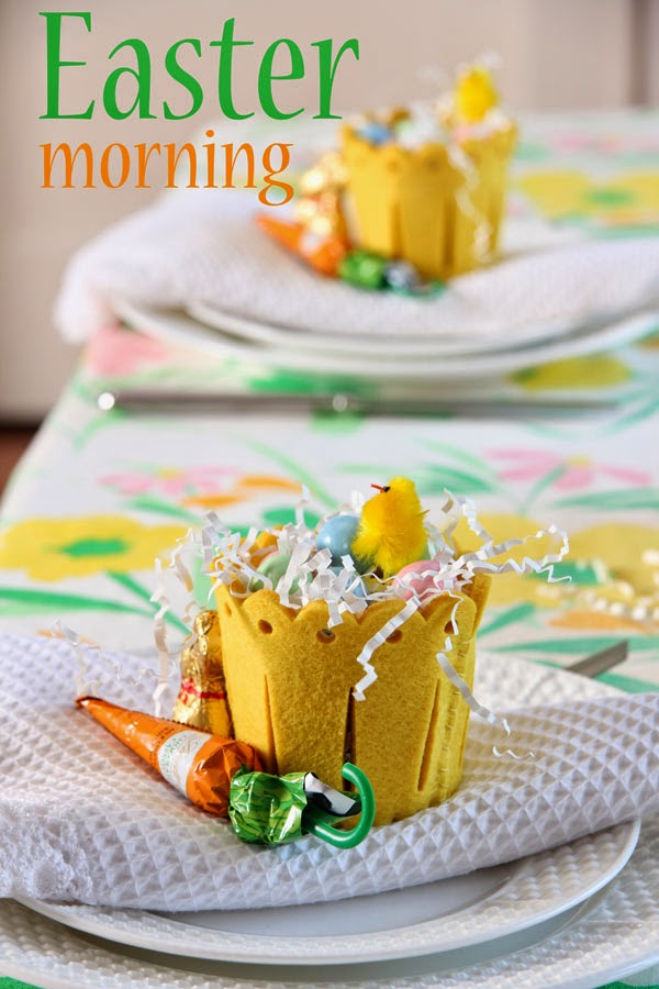 Setting the Table: Easter Morning (1) | Ridgely's Radar