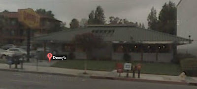 Denny's Woodland Hills from Google Street View