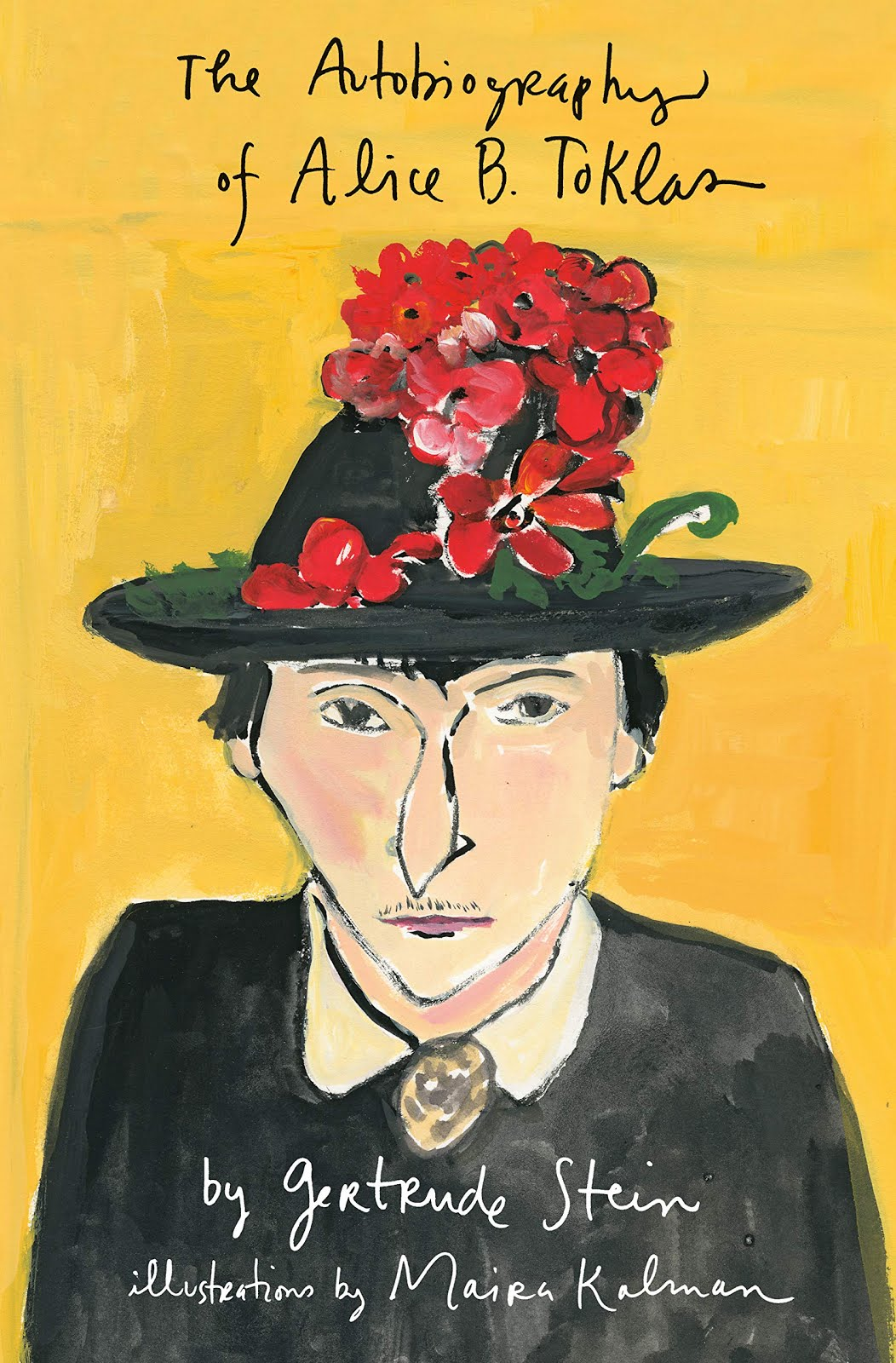 March 9, 2020 7:30 p.m./ Maira Kalman | The Autobiography of Alice B. Toklas Illustrated