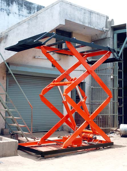 Hydraulic Scissor Lift Supplier India