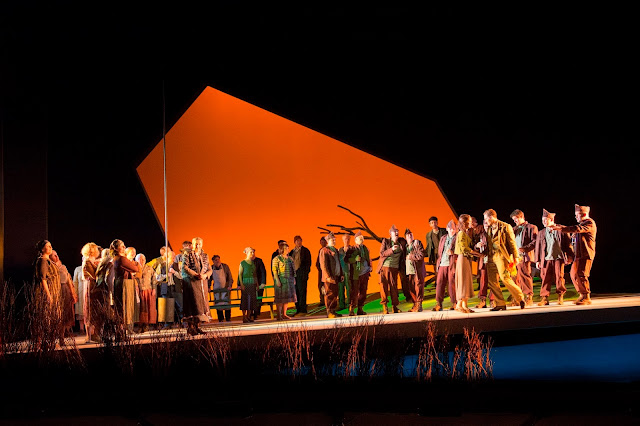 Janacek Jenufa - Opera North - photo Richard H Smith