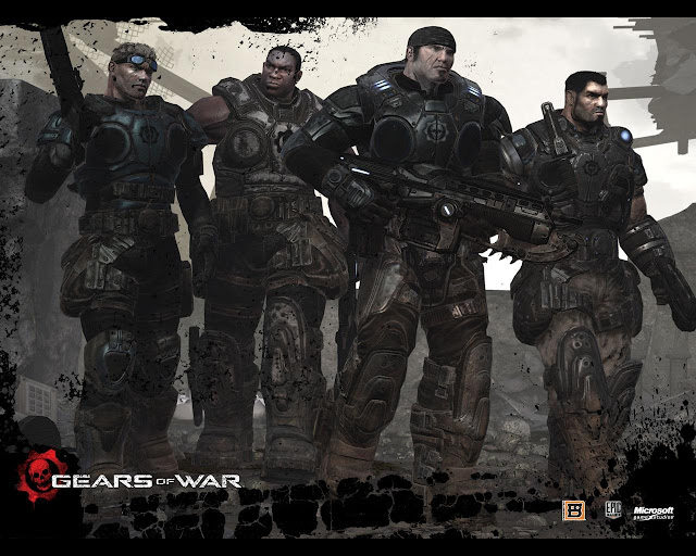 gears of war epic games xbox microsoft third person shooter