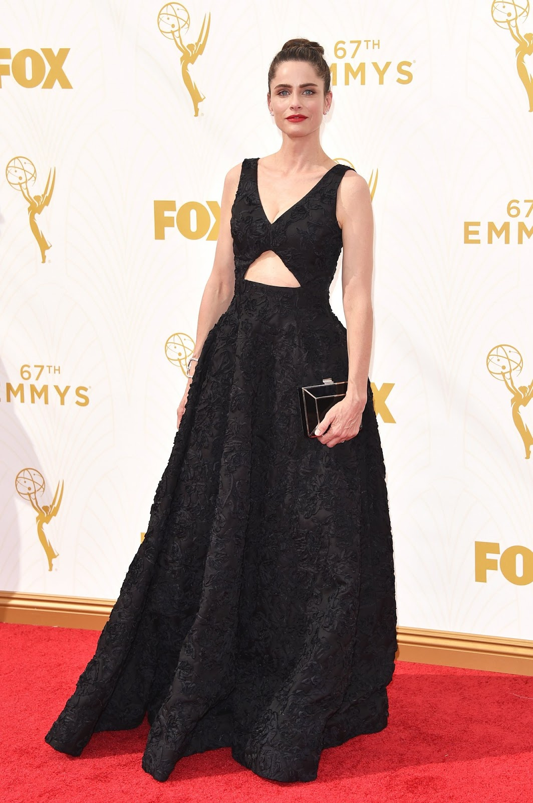 WHO WORE WHAT?.....Emmy Awards 2015: Trend Alert! Black is Back ...