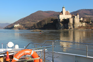 European Christmas Markets river cruise, Scenic Opal.  Photograph by Janie Robinson, Travel Writer