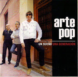 """ARTE POP """"UN SUEÑO UNA GENERACIÓN"""" YA A LA VENTA."""