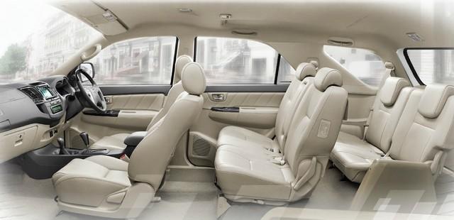 Interior Mobil Toyota Avanza