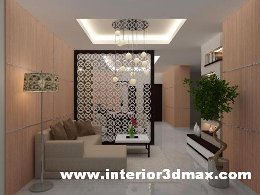 Foyer Modern Minimalis : Jasa desain ruko minimalis modern d ruangan foyer