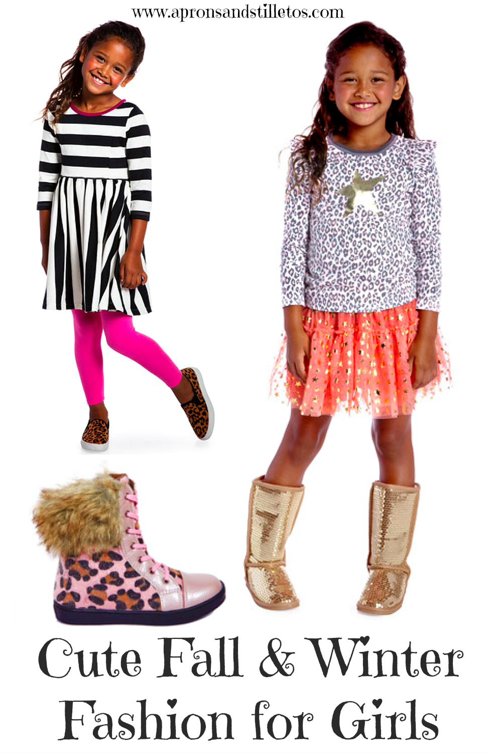 Check out all of this cute Fall & Winter fashion for girls