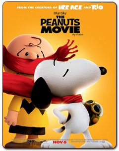 Snoopy & Charlie Brown Filme Torrent (2016) – BluRay 3D Dublado 5.1 Download