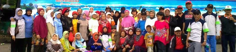 Senam Pernafasan Taman Japati Bandung