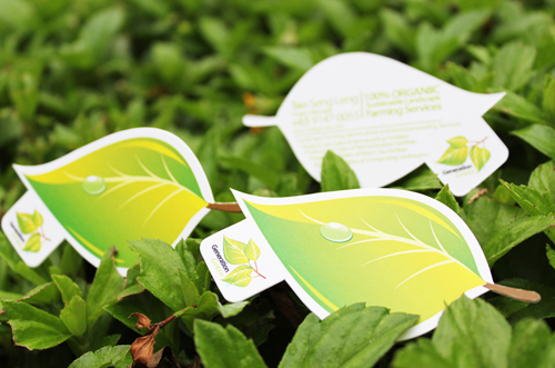 Leaf Business Card