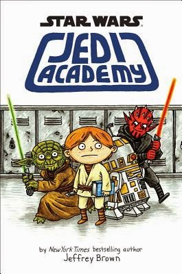 Star Wars: Jedi Academy by Jeffrey Brown