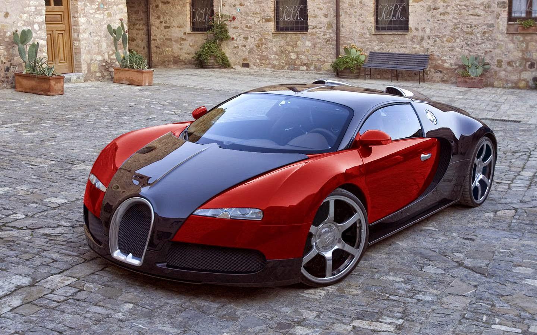 El increíble Bugatti Veyron en el número uno de la lista