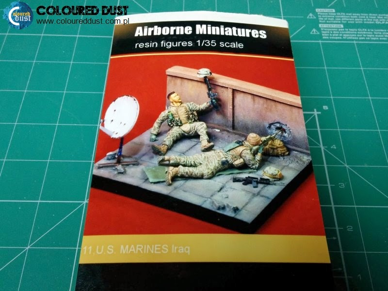 U.S. MARINES Iraq (3511 Airborne Miniatures)