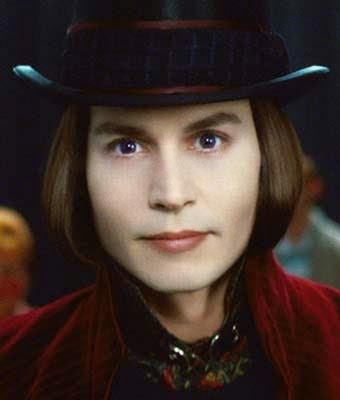 Hannabal Marie: Willy Wonka by Hannabal Marie Willy Wonka Johnny Depp
