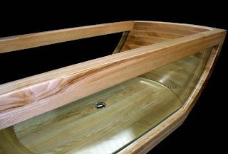 tina de madera