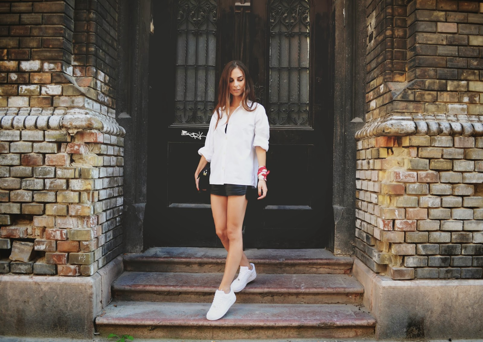 Wearing nike air force 1 what vero wears for Garderobe 33 style blog
