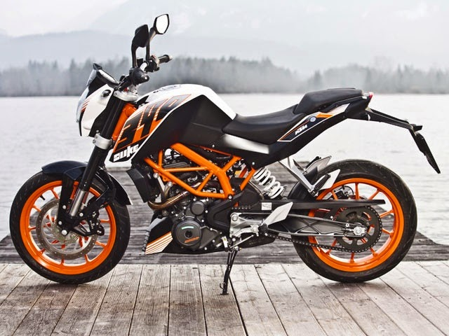 Test The Power of KTM Duke 390