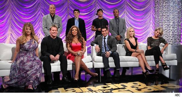 2011 Dancing With The Stars Cast