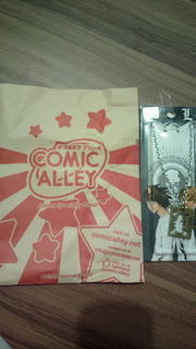 comic alley