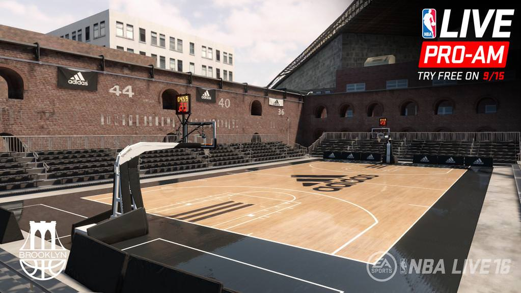 NBA Live 16 Pro-Am Featuring LIVE Run & Summer Circuit