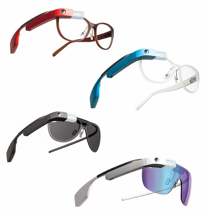 Google Glass Telah Dijual Bebas Melalui Fashion Royalti