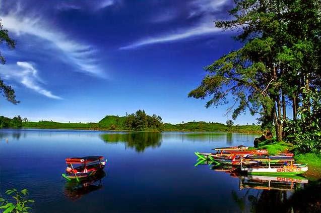 Danau Situ Patenggang - Tujuan Wisata Terbaik di Bandung
