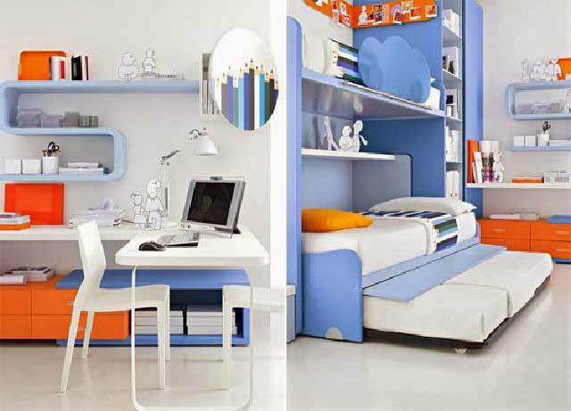 design kamar tidur anak ukuran 3 3 inspirasi dekor rumah