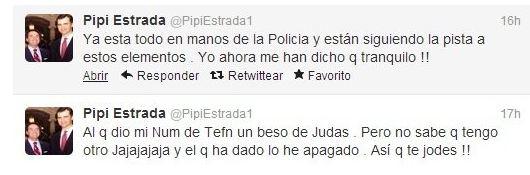 Pipi Estrada troleo Forocoches