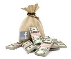 pagina facebook soldi