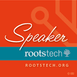 RootsTech Speaker