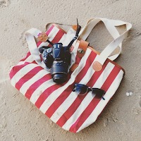 Blogger Beach Essentials