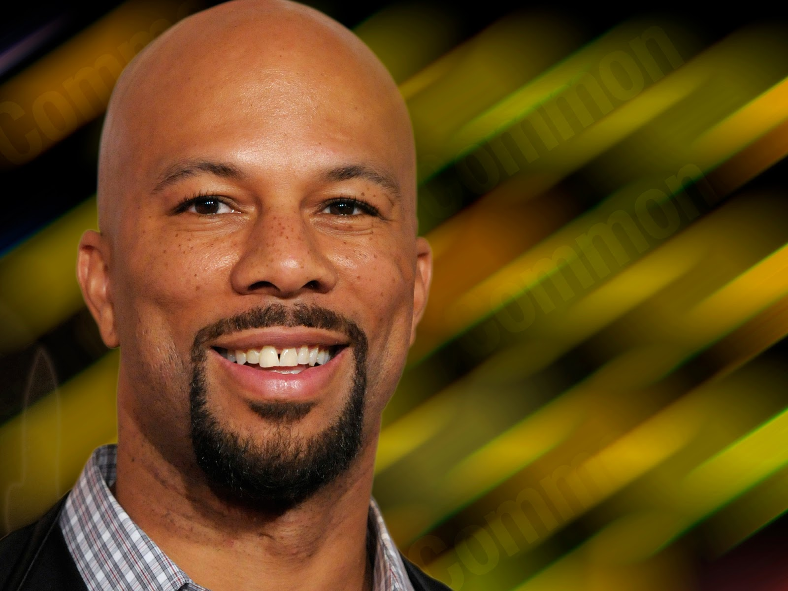 Common says he is an a...
