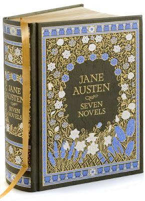 Jane Austen: Seven Novels Barnes & Noble Leatherbound Edition