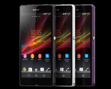 Spesifikasi Dan Harga Sony Xperia Z Terbaru 2014