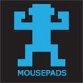 Vectorific mousepads button