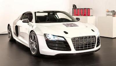 Audi F12 e Performance Prototype : Copie d'une R8 e-tron ?