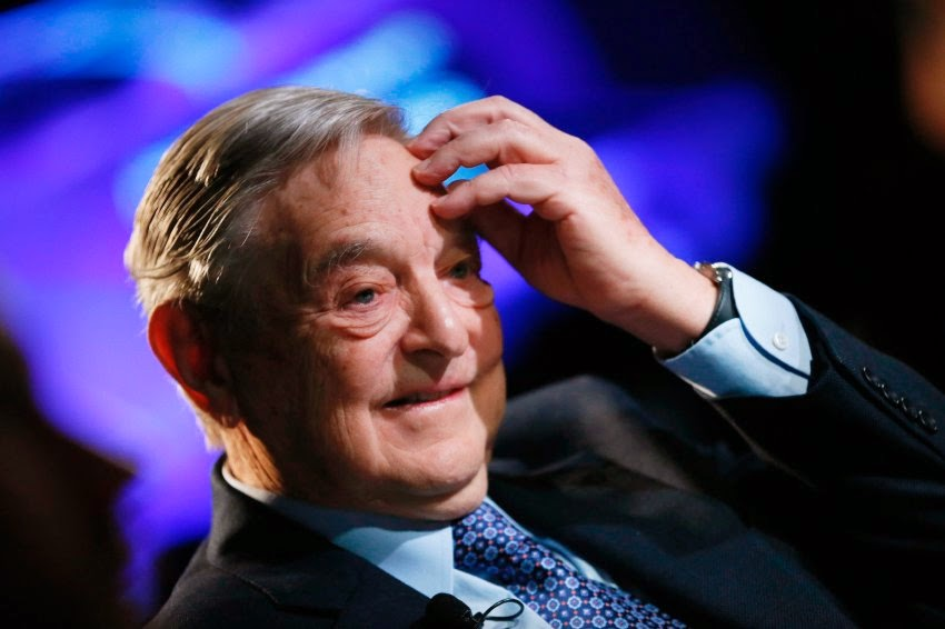 Soros called on Europe to shift the focus from Greece to Ukraine