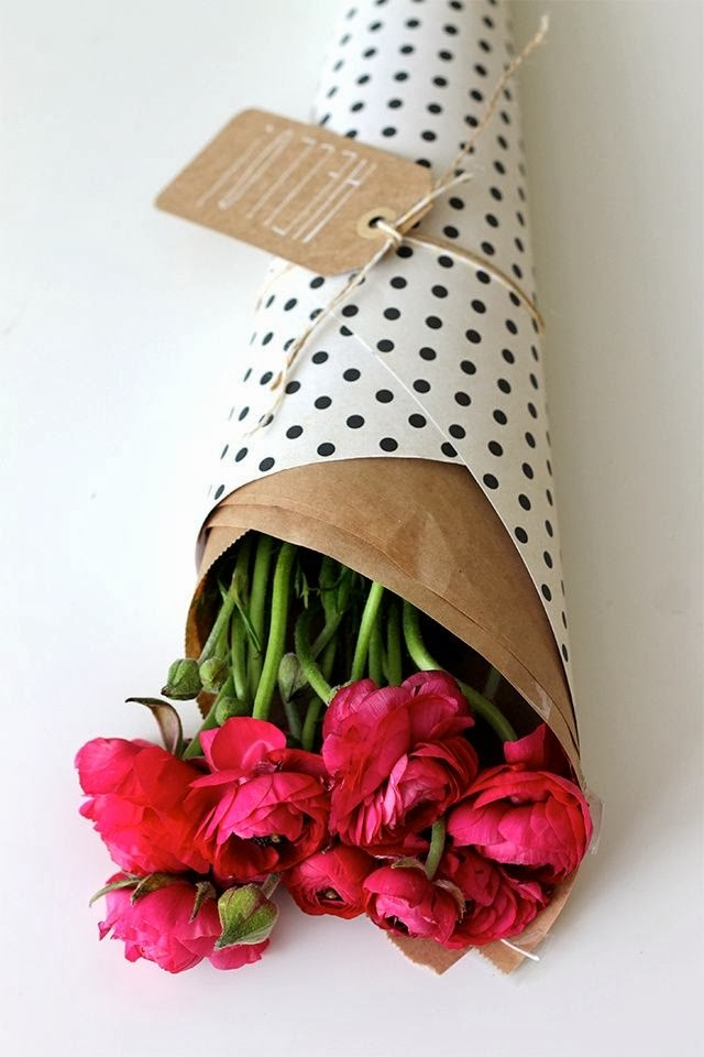 Pinterest Favs - Valentines Flowers