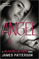 book cover of Angel by James Patterson
