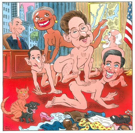 REP. WEINER AND THE ARISTOCRATS