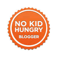 "Be A ""No Kid Hungry"" Blogger, Too"