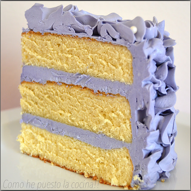 tarta-vainilla swiss merengue buttercream