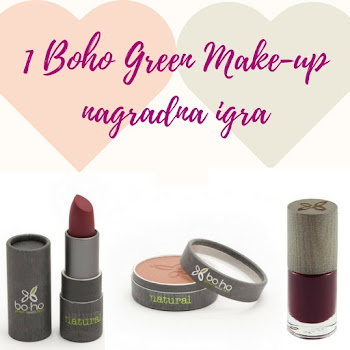1 BOHO GREEN MAKE- UP NAGRADNA IGRA