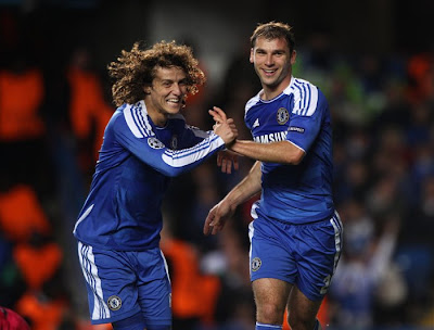 Chelsea 5 - 0 KRC Genk (3)